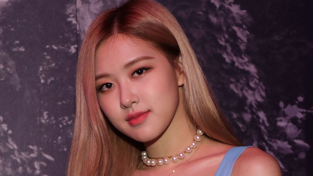 This is how much BlackPink's Rose is actually worth