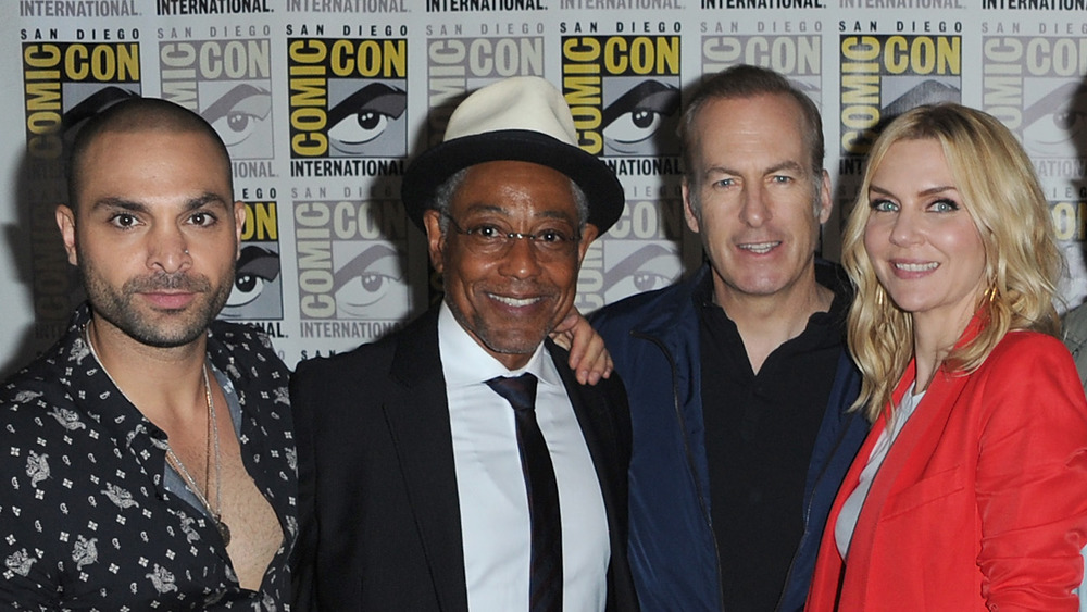 Better Call Saul stars at Comic-Con