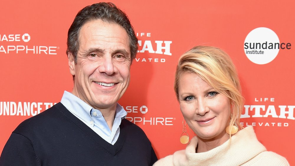 This is why Andrew Cuomo and Sandra Lee broke up
