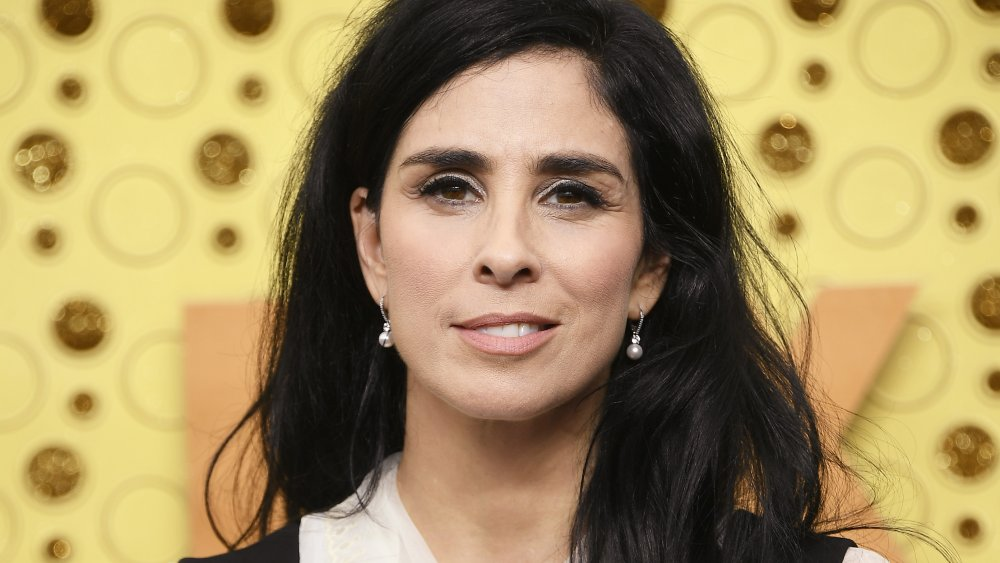Sarah Silverman attends the 71st Emmy Awards at Microsoft Theater
