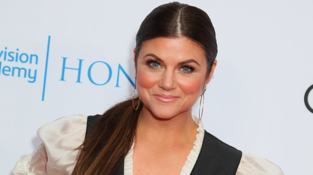Tiffani Thiessen attends The 12th Annual Television Academy Honors at the Beverly Wilshire Four Seasons Hotel