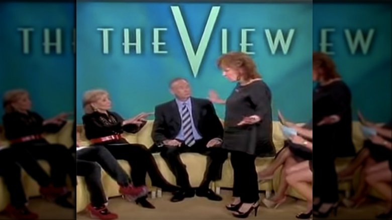 Bill O'Reilly and The View co-hosts