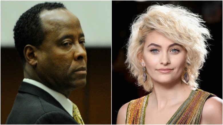 Conrad Murray Paris Jackson