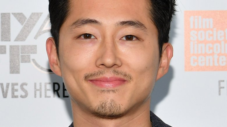 Walking Dead star Steven Yeun