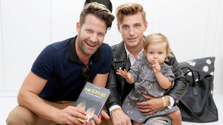weird things about nate berkus and jeremiah brent. Black Bedroom Furniture Sets. Home Design Ideas