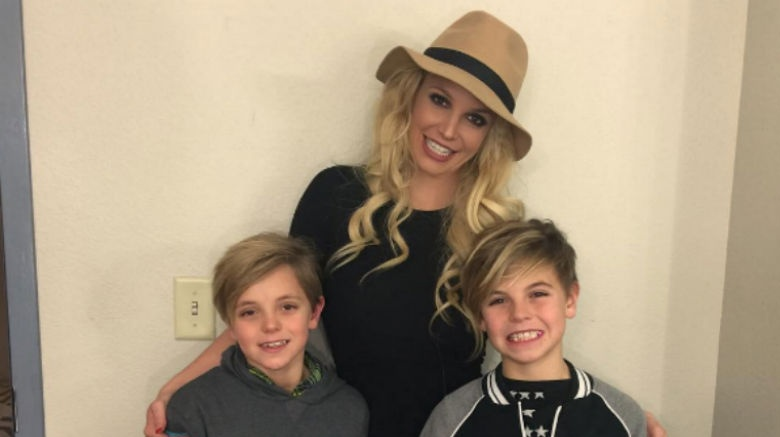 What Britney Spears' kids look like today
