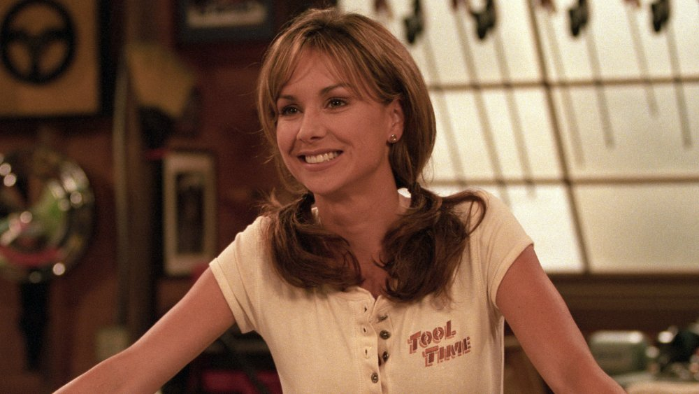 Debbe Dunning in Tool Time