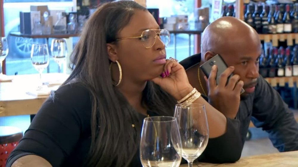 andrea and lamar love after lockup diner scene