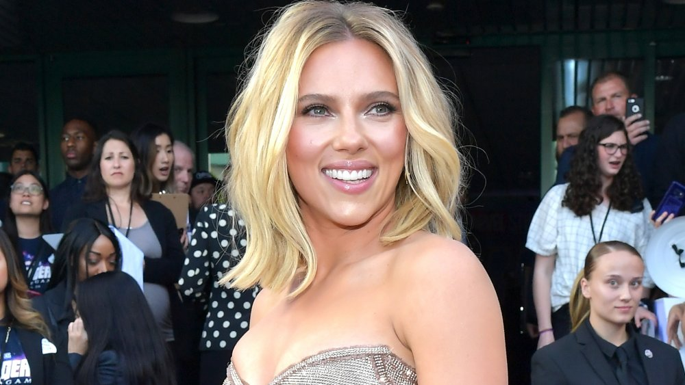 What Is Scarlett Johansson S Net Worth