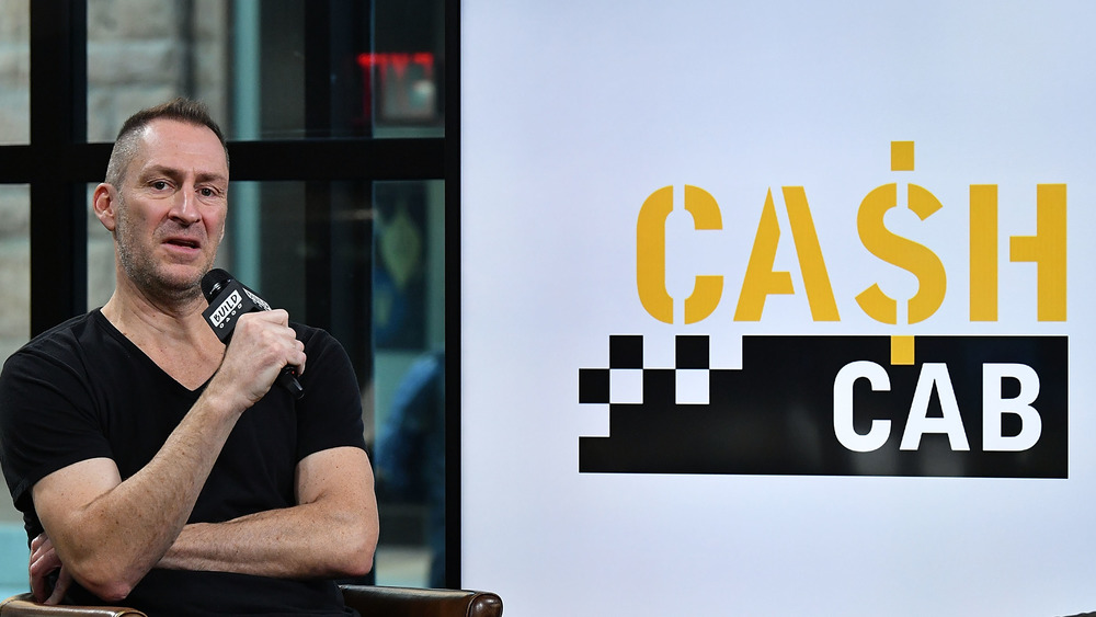 Ben Bailey speaking about Cash Cab