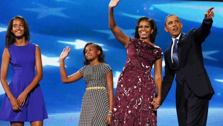 What Life Is Like For The Obamas Today,What Color Goes With Purple And Green
