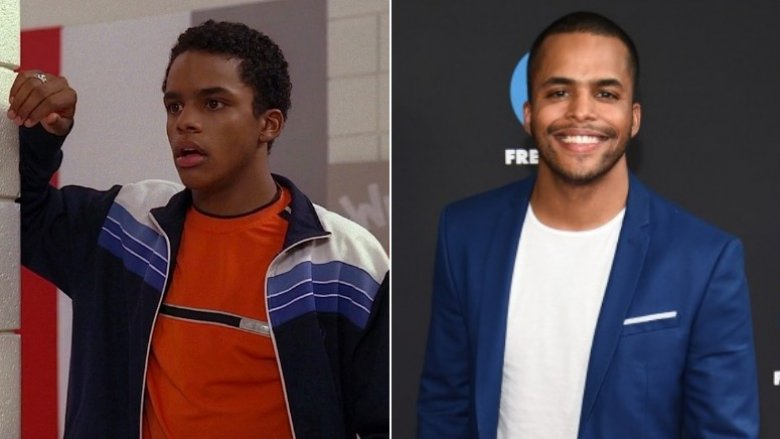 Zeke Baylor in High School Musical, Chris Warren Jr.