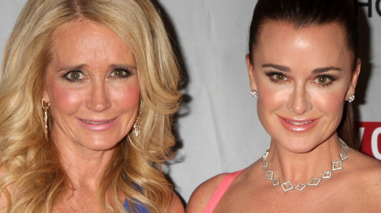 What You Didnt Know About Kyle And Kim Richards
