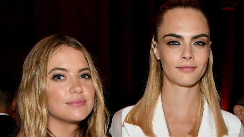 Ashley Benson, Cara Delevingne