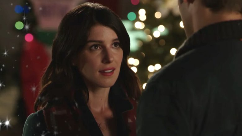 Shenae Grimes in Christmas Incorporated