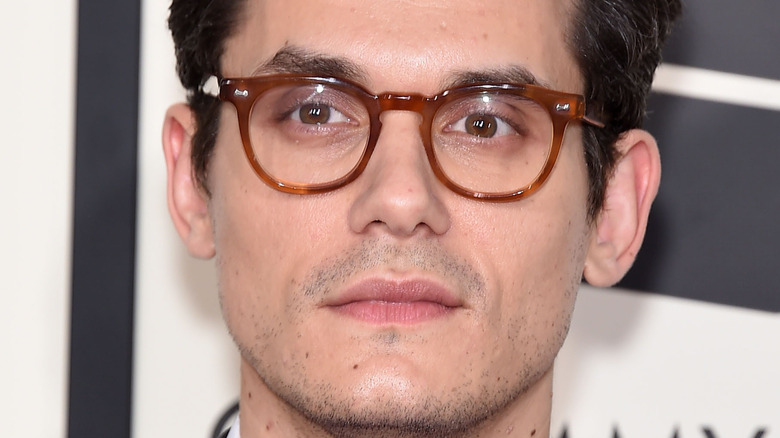 John Mayer at 2015 Grammy Awards