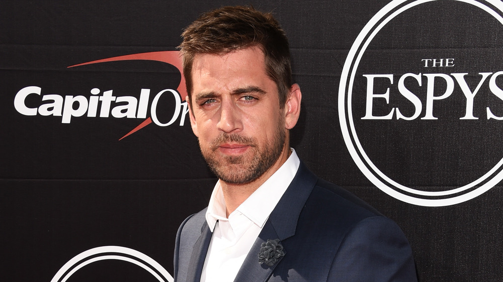 Aaron Rodgers at 2015 ESPY Awards