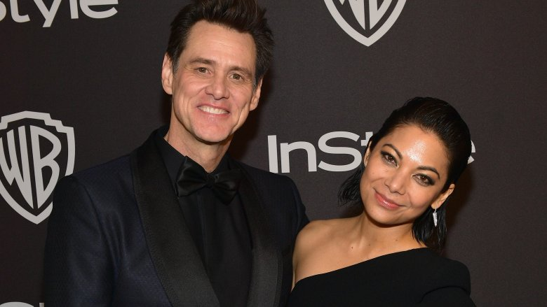 Who is Jim Carrey's new girlfriend?