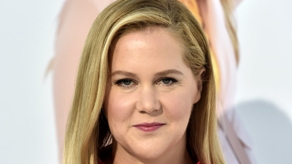 Why Amy Schumer 'can't be pregnant ever again'
