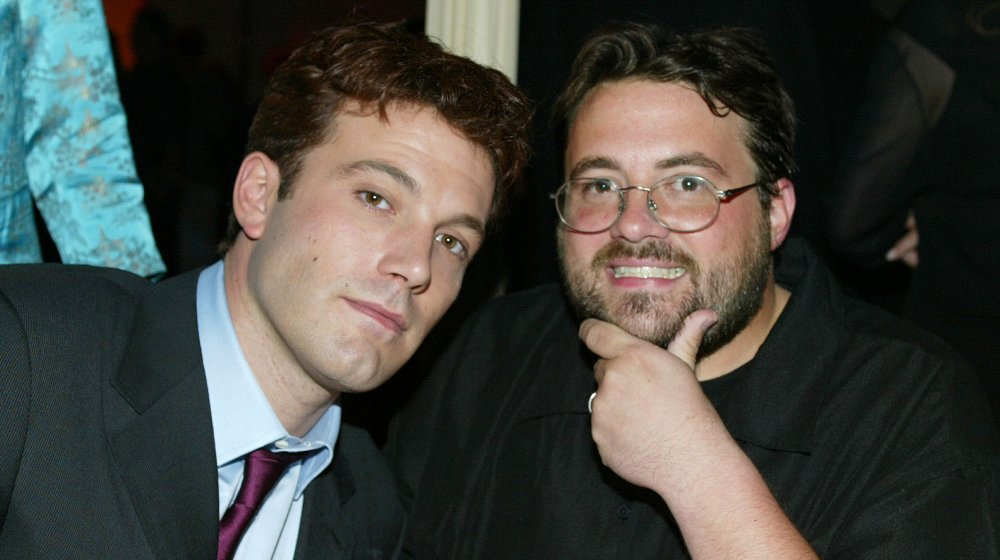 Ben Affleck and Kevin Smith