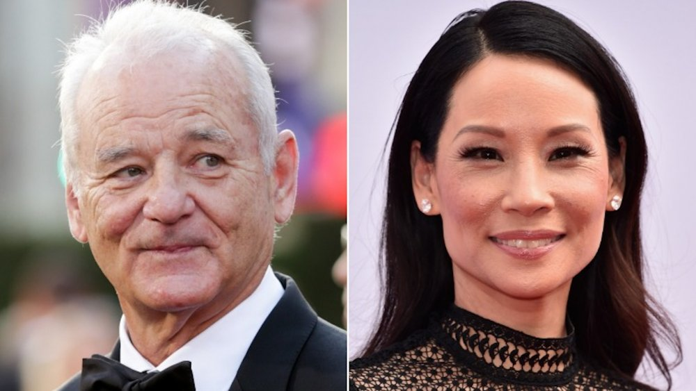 Bill Murray, Lucy Liu