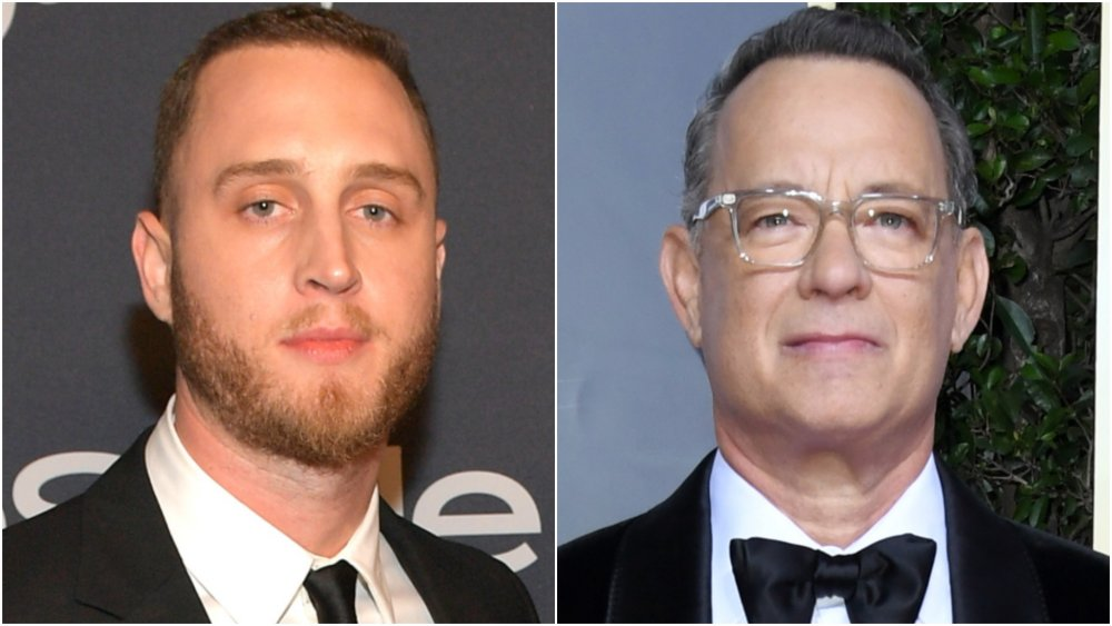 Tom Hanks, Chet Hanks