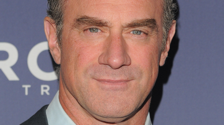 Christopher Meloni at an event