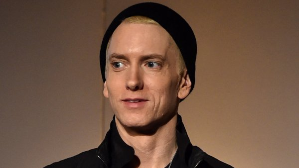 Why does Eminem look so different now?