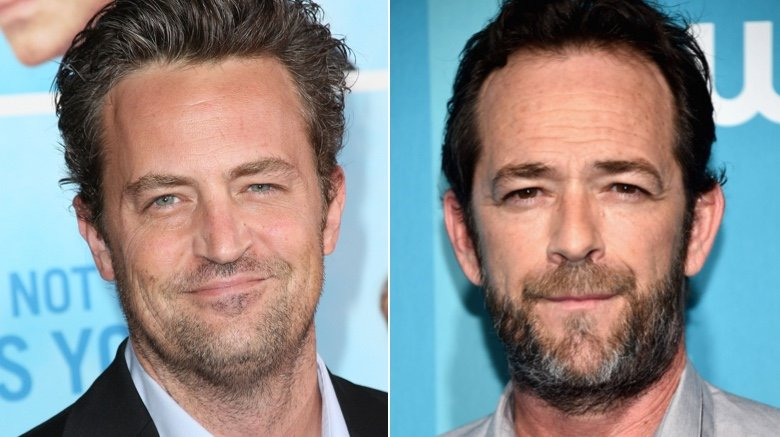 Matthew Perry, Luke Perry