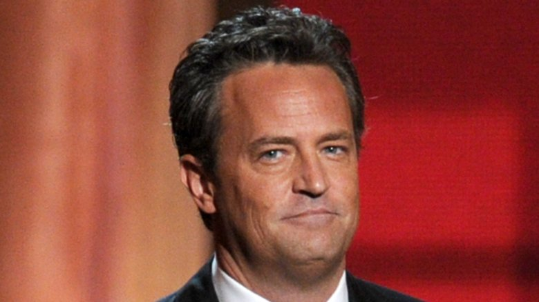 Why Hollywood won't cast Matthew Perry anymore