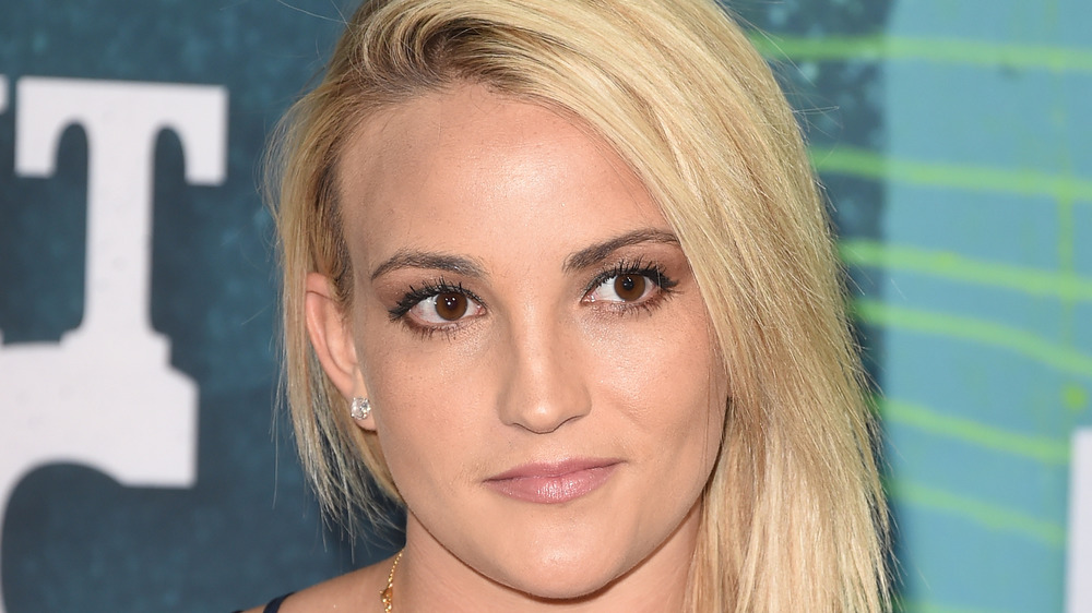 Jamie Lynn Spears attends the CMT Music awards