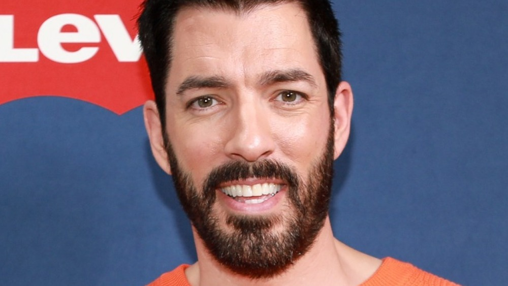 Jonathan Scott smiling