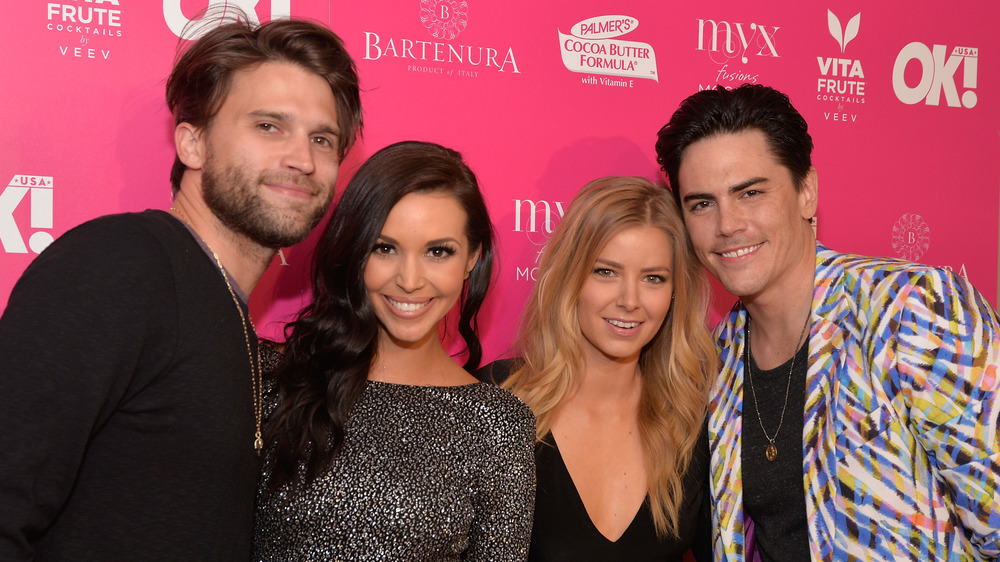 Tom Schwartz, Scheana Shay, Ariana Maddix, and Tom Sandoval