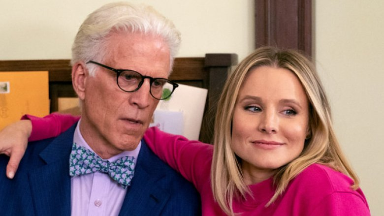 Ted Danson, Kristen Bell on The Good Place