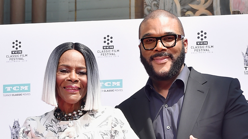 Cicely Tyson & Tyler Perry on the red carpet