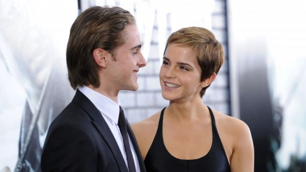 Why we don't hear about Emma Watson's brother
