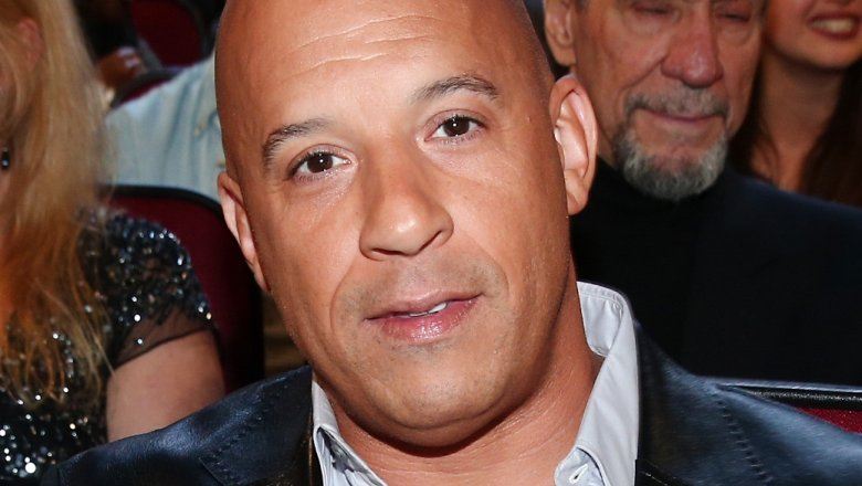 Why we never hear about Vin Diesel's twin