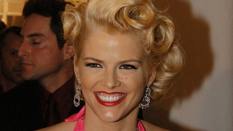 Anna nicole smith celebrity