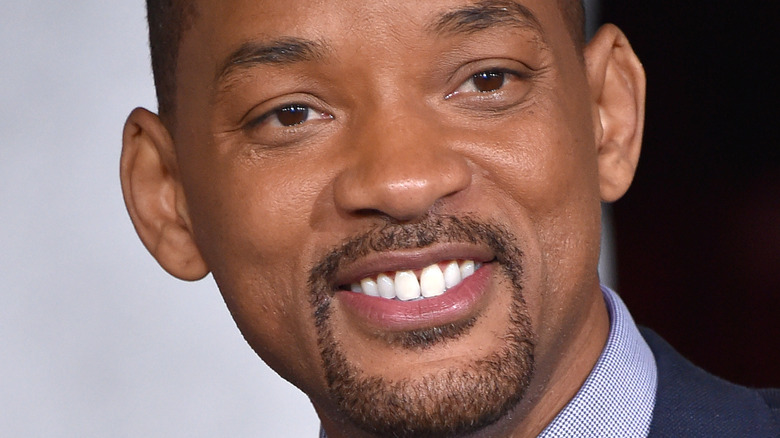 Will Smith at the 2017 Bright premiere