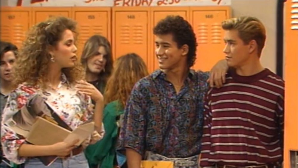 saved by the bell sex
