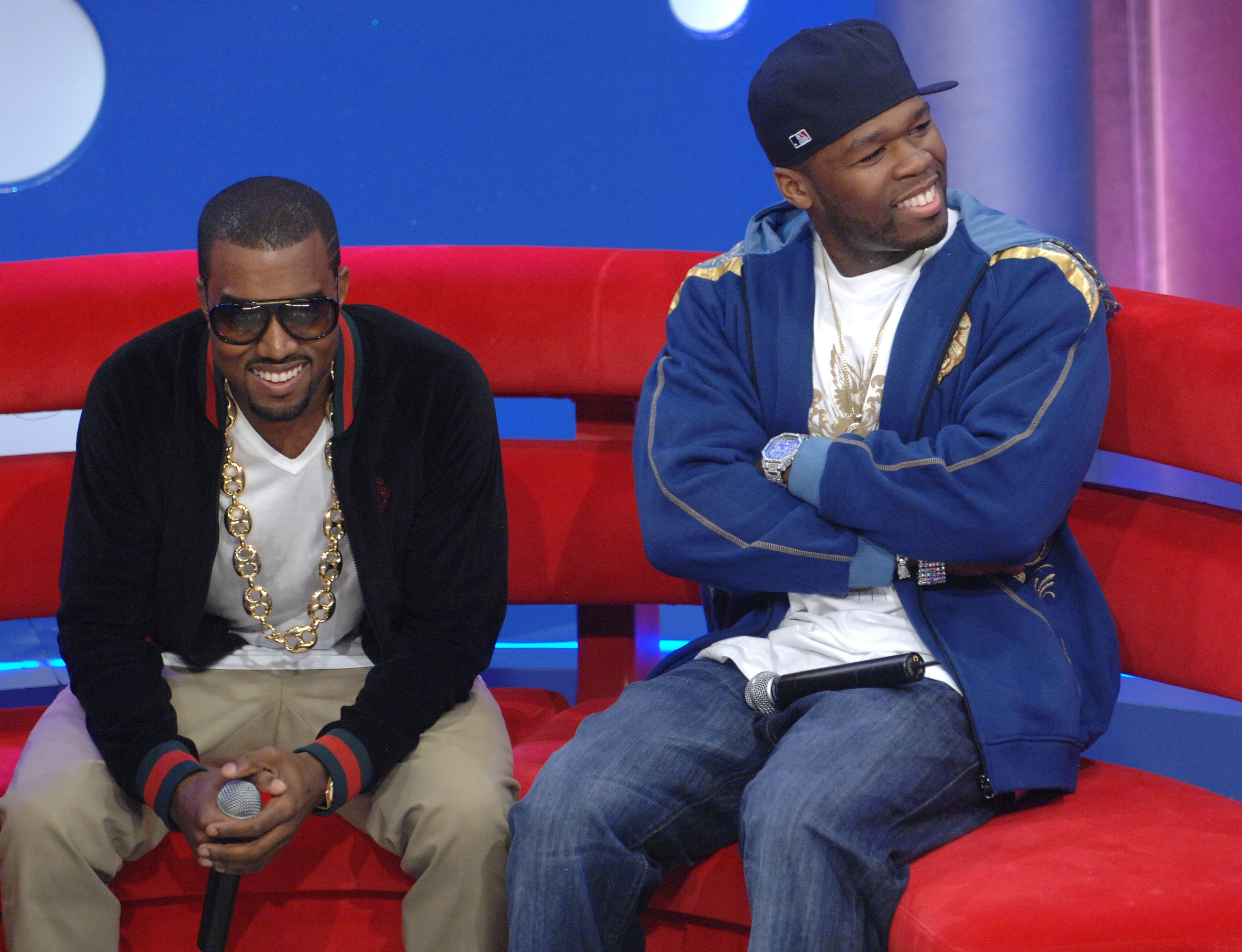 Celebrity feuds that were completely made up