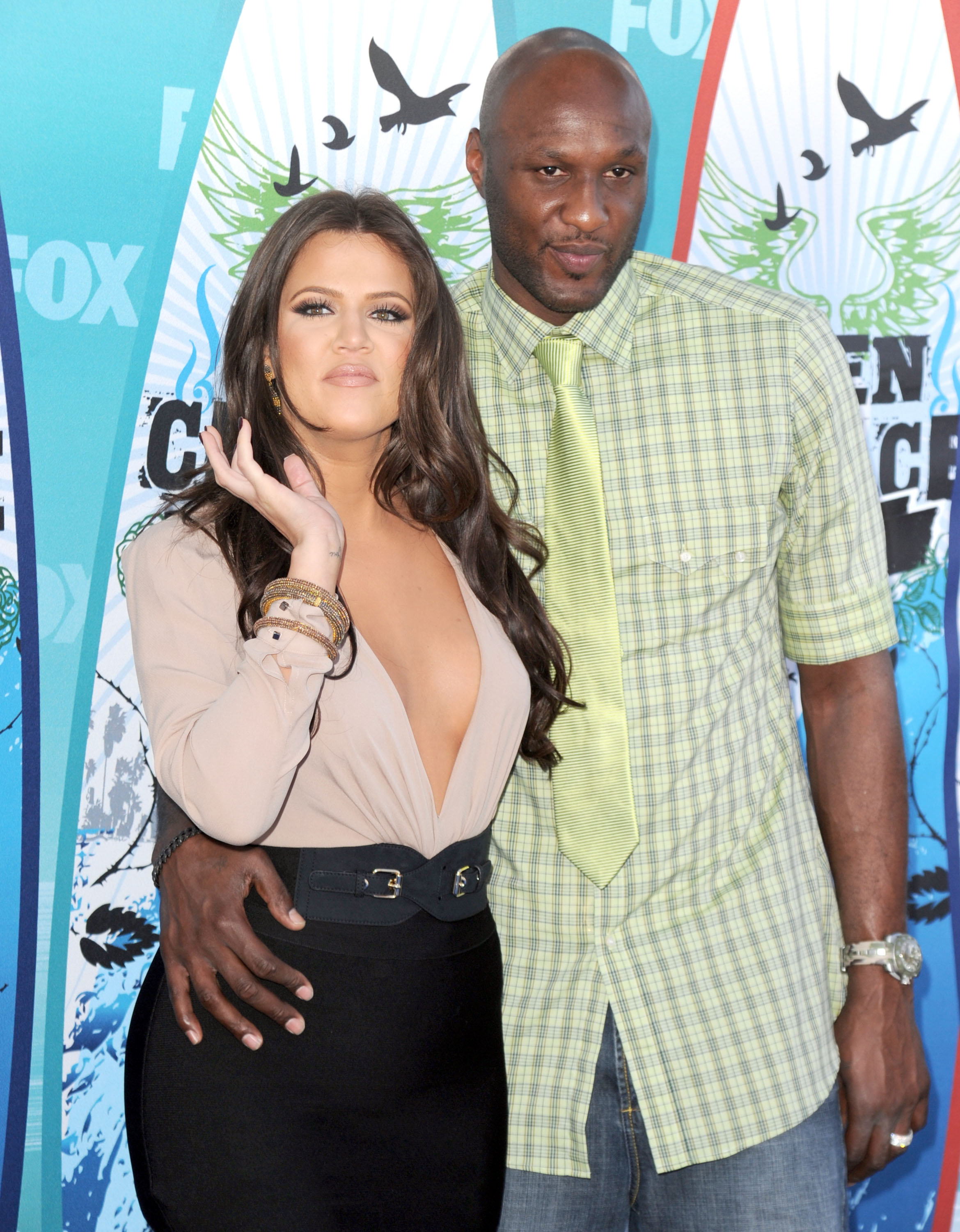 Khloe Reveals Why Shes Still Married To Lamar (The REAL