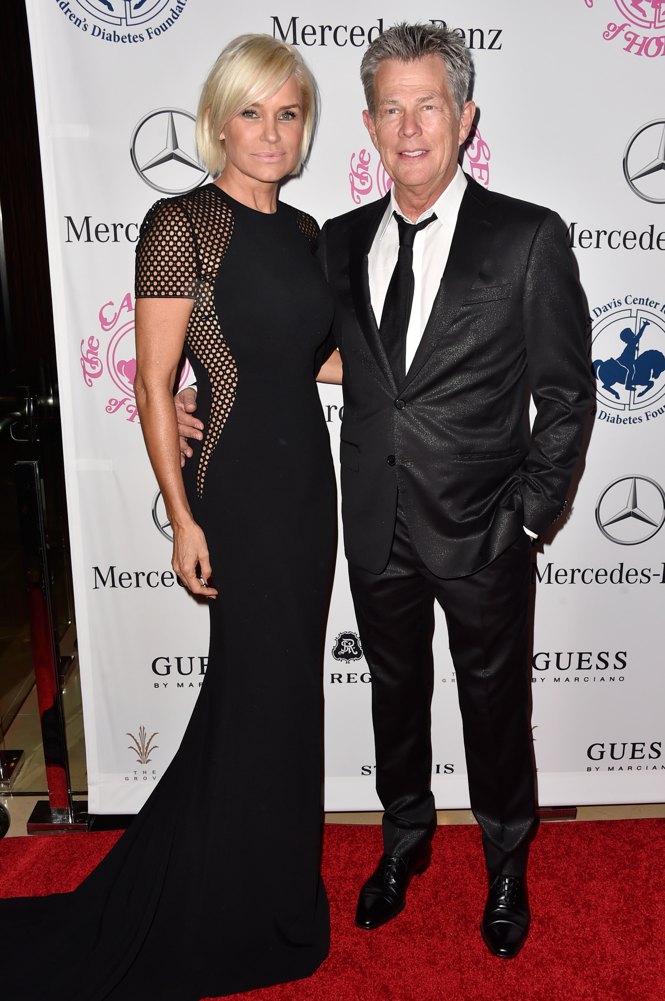 The Real Reason Yolanda Hadid And David Foster Divorced