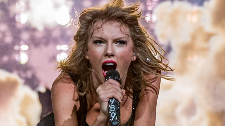 The shady side of Taylor Swift