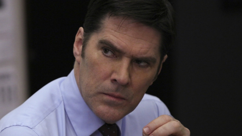 The shady side of Thomas Gibson from Criminal Minds
