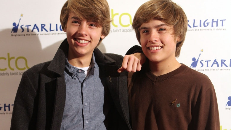Why Hollywood won't cast the Sprouse twins anymore