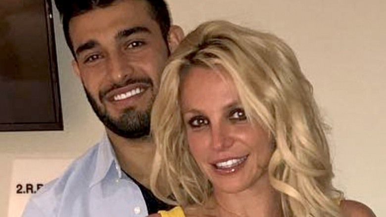 Britney Spears And Sam Asghari Married Best Britney Spears Everytime