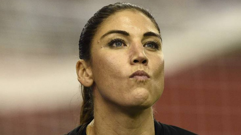 Hope solo olympic village sexual misconduct