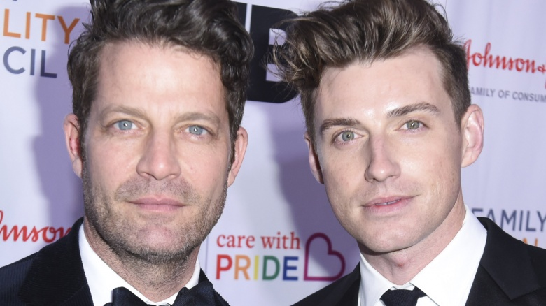 Weird things about Nate Berkus and Jeremiah Brent