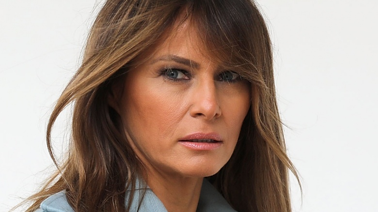 Melania Trump: Why people are worried about her